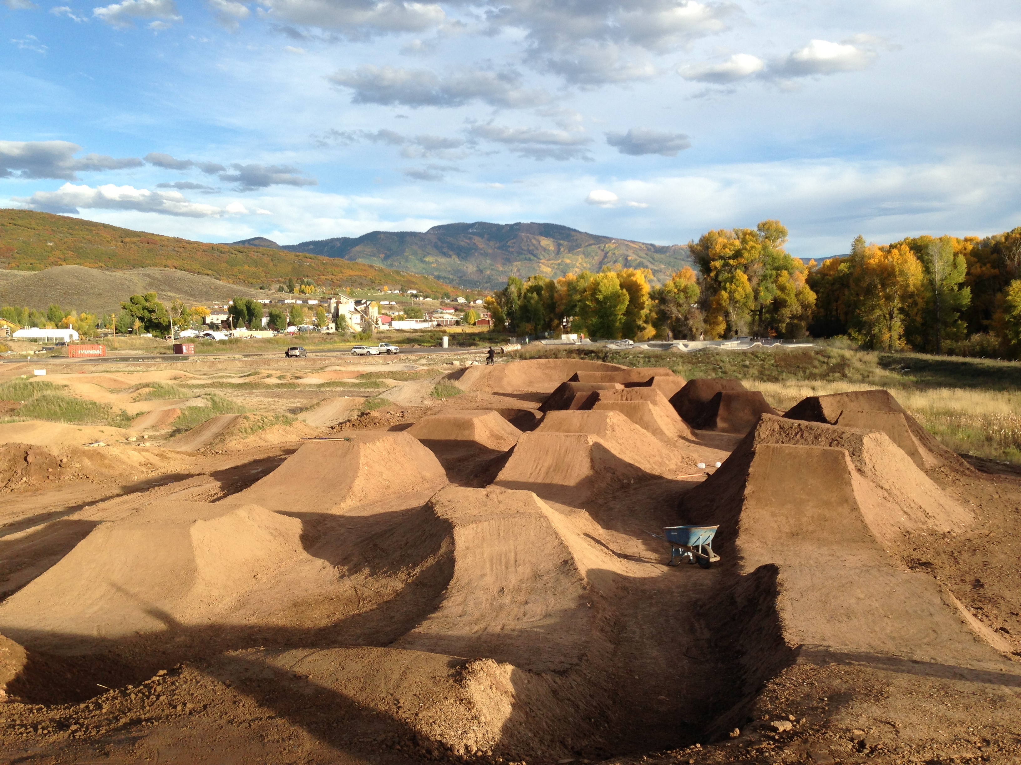 Bear River Bike Park Steamboat Springs Colorado