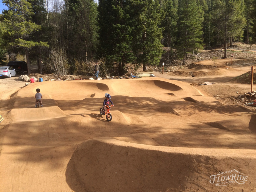 Tires Colorado Springs >> Wellington Pump Track - Breckenridge, Colorado - FlowRide Concepts